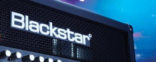 Blackstar Small Banner