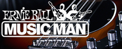 MusicMan Small Banner